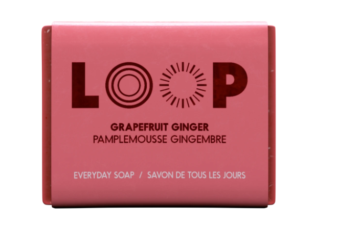 Loop – Pamplemousse et gingembre