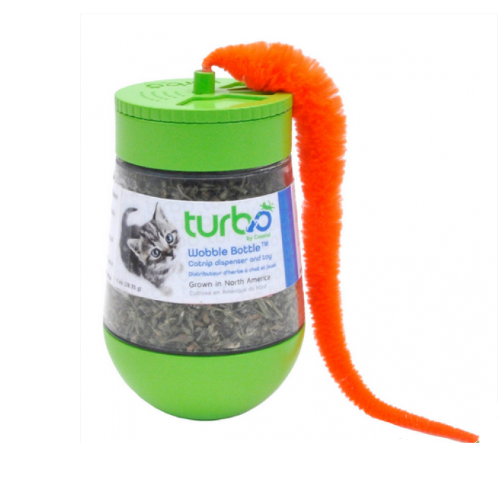 Turbo shaker herbe à chat 1.5 once